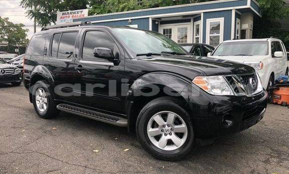 Buy Used Nissan Pathfinder Black Car in Monrovia in Montserrado County