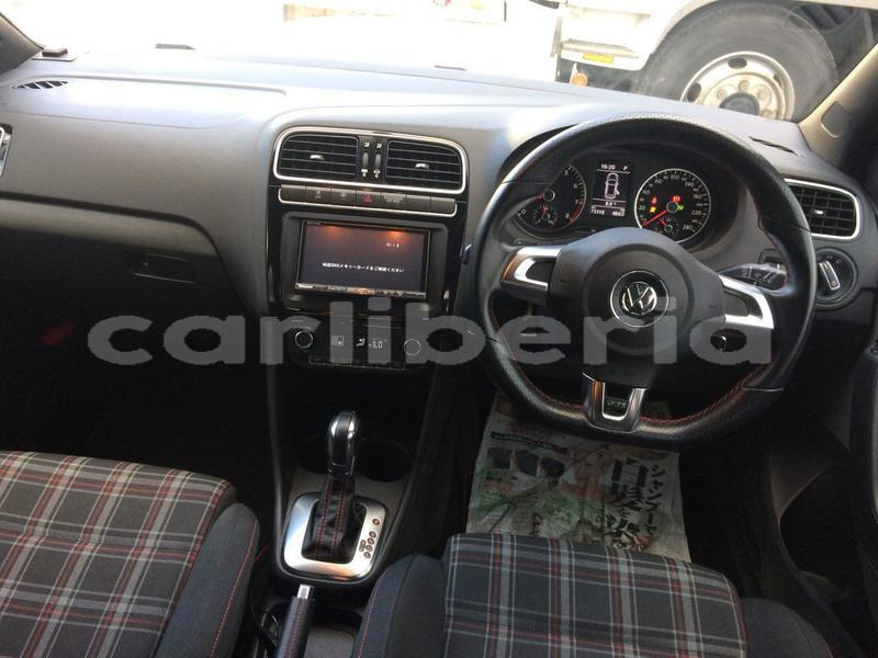 Big with watermark vw polo 2011 gti used car for sale in japan www.used cars.co 20