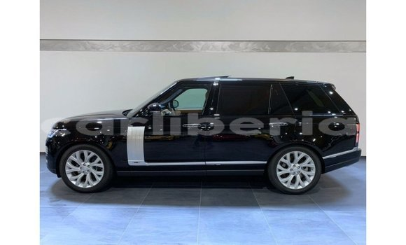 Buy Import Land Rover Range Rover Black Car in Import - Dubai in Bomi County