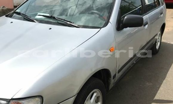 Buy Used Nissan Almera Silver Car in Bensonville in Montserrado County