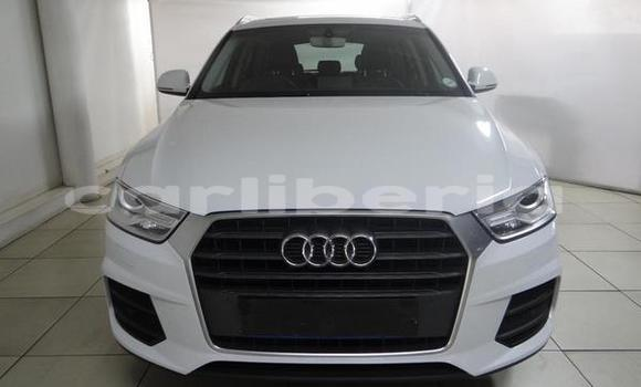 Buy Used Audi Q3 White Car in Bensonville in Montserrado County