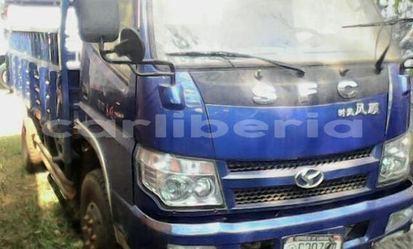 Buy Used Hino 300 Series Blue Truck in Monrovia in Montserrado County