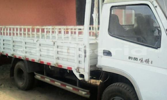 Buy Used Hino 300 Series White Truck in Monrovia in Montserrado County