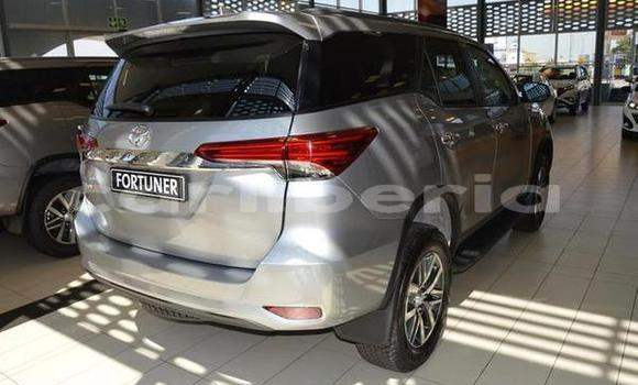 Buy Used Toyota Fortuner Silver Car in Barclayville in Grand Kru County