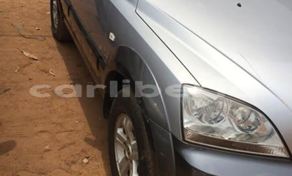 Buy Used Kia Sorento Silver Car in Monrovia in Montserrado County