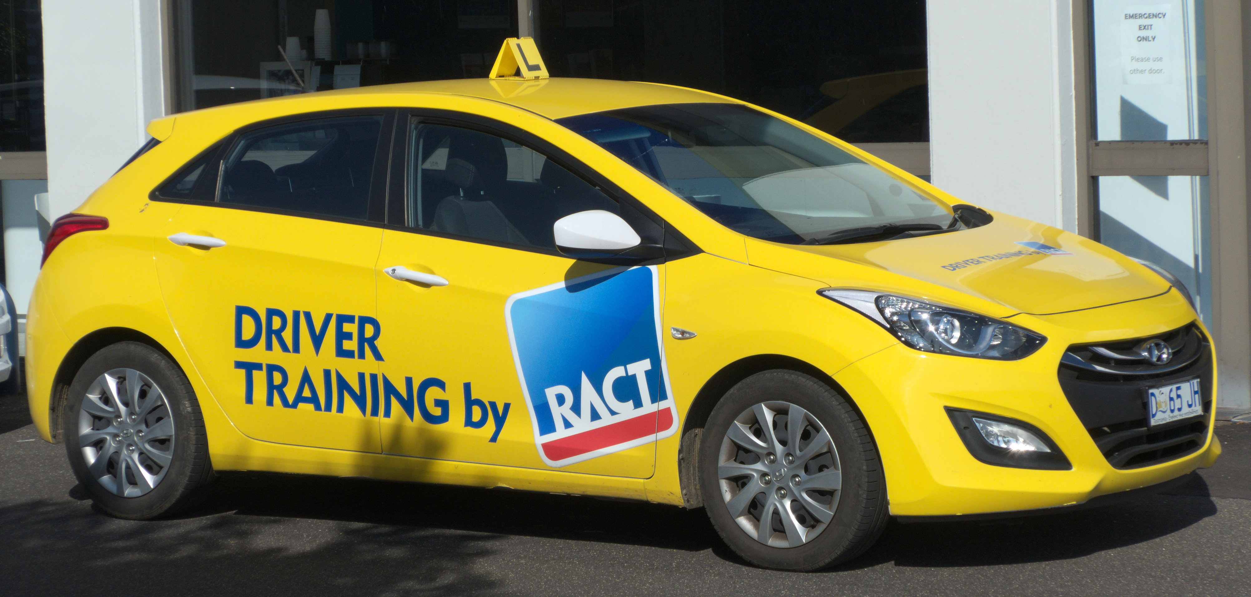 Ract training car burnie 20150216 003